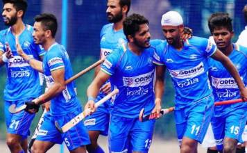 indian men's hockey team beat new zealand to win olympic test event