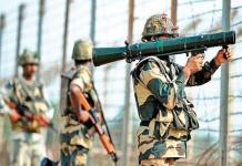 Pakistan again violates Poonch district ceasefire, three soldiers injured