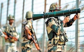 Army soldier martyred in firing of Pakistani soldiers