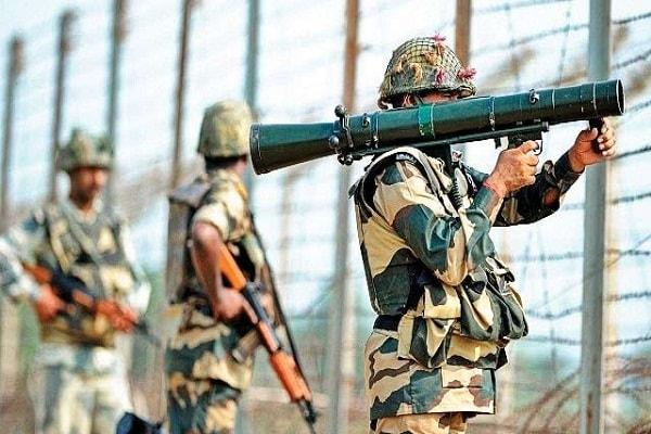 Pakistan again violates ceasefire in Poonch, an Indian soldier martyred