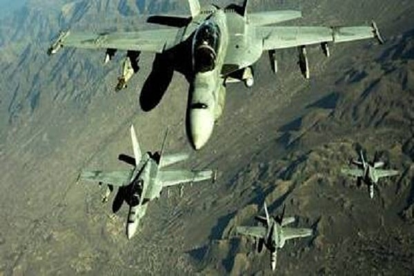 30 terrorists killed in airstrikes in Afghanistan