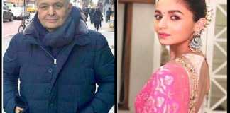 Alia Bhatt to give party in Rishi Kapoor's return home