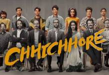 chhichhore box office collection shraddha-kapoor-sushant-singh-rajput-film