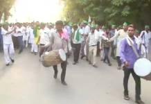 uttar pradesh farmers-will-conduct-a-march-to-kishan-ghat-in-delhi