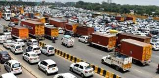 delhi NCR strike by transport unions against new Motor Vehicle Act