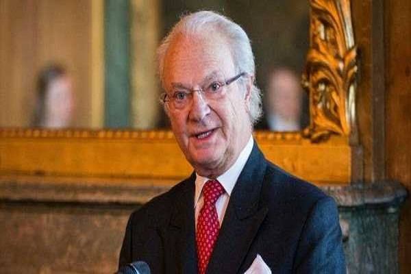 King Carl 16th Gustaf of Sweden expelled his 5 grandsons from Raj Mahal