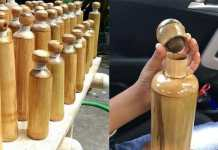 Now drink water in bamboo bottle, not plastic, Gadkari will launch today