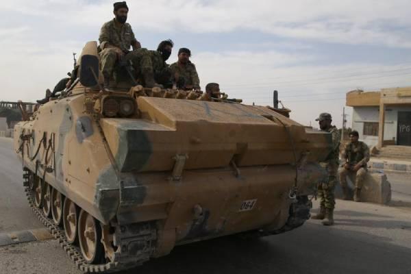 637 terrorists killed in Turkey's campaign in Syria