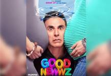 akshay kareena Kiara film good newwz first look posters