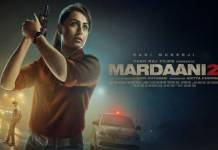 Rani Mukherjee film Mardaani 2 Box Office Collection day