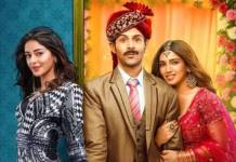 Karthik, Ananya, Bhumi Pednekar Pati patni aur woh movie review