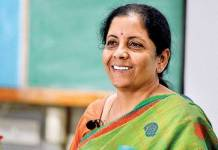 Nirmala Sitharaman among 100 most powerful women in the world