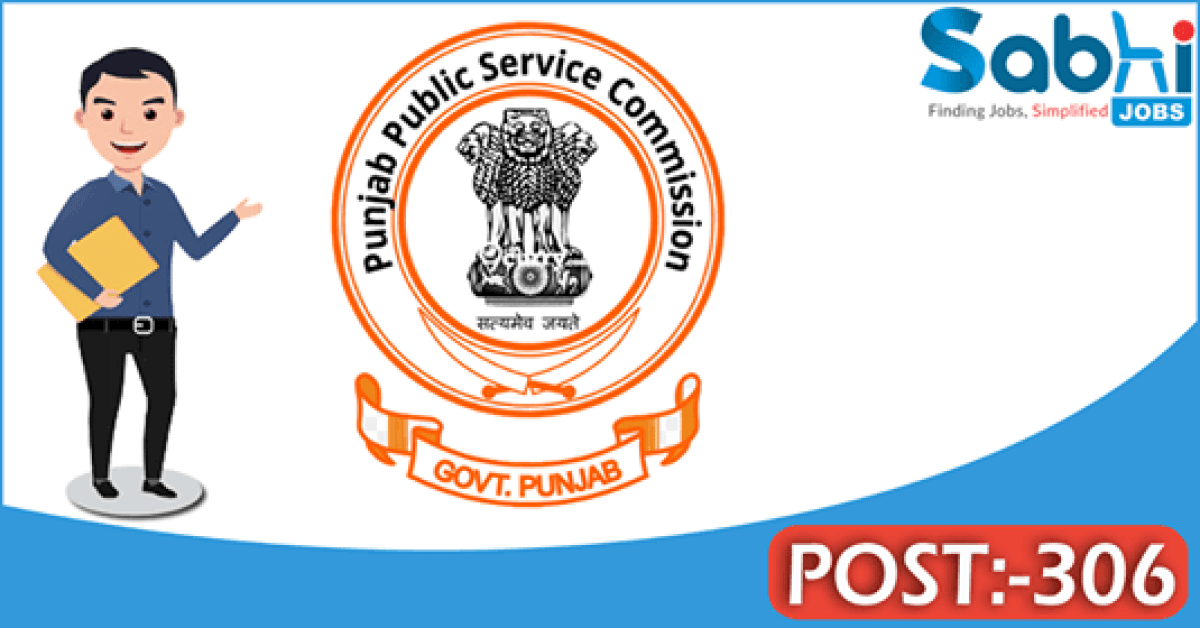 PPSC recruitment 306 Medical Officer