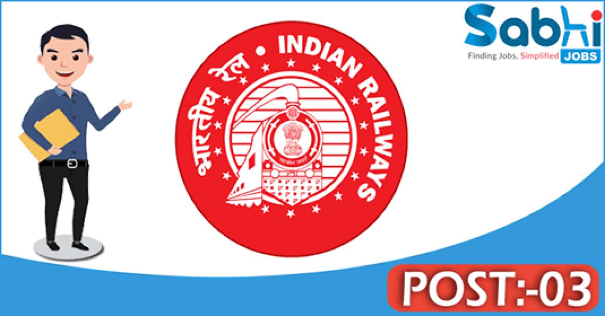 Central Railway recruitment 03 Senior Resident