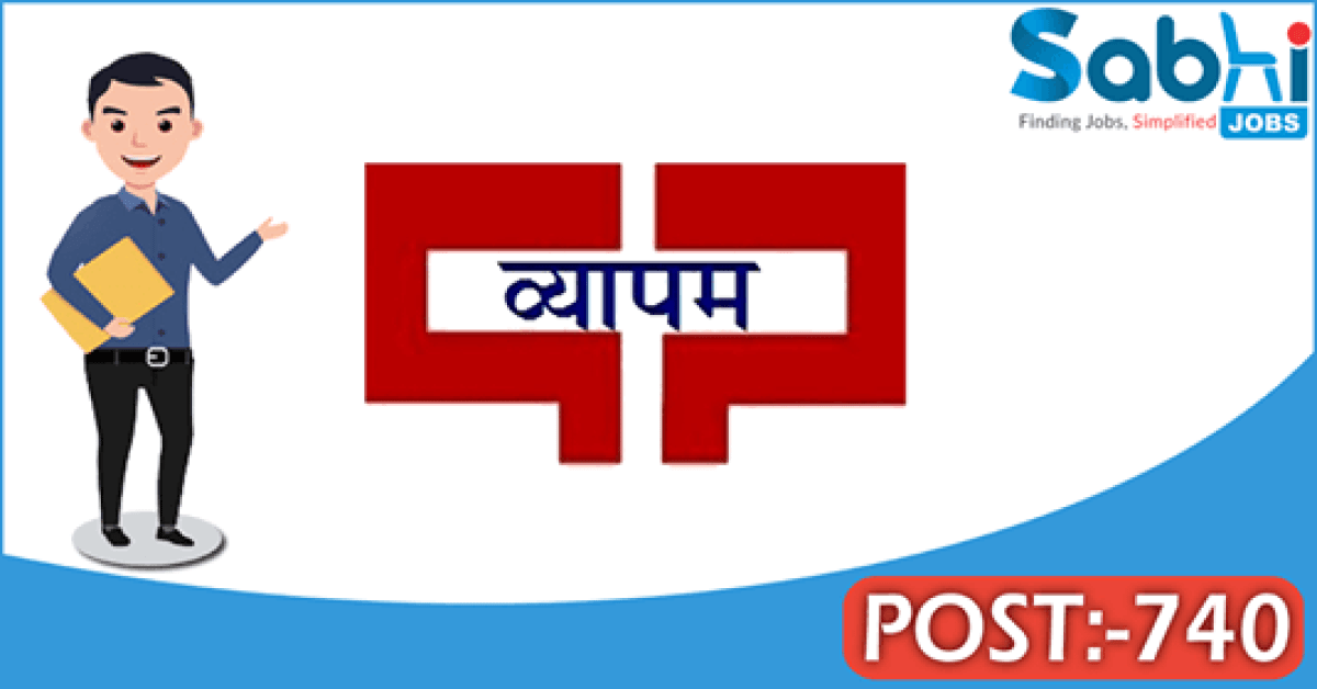 VYAPAM recruitment 740 ANM Training Selection Test