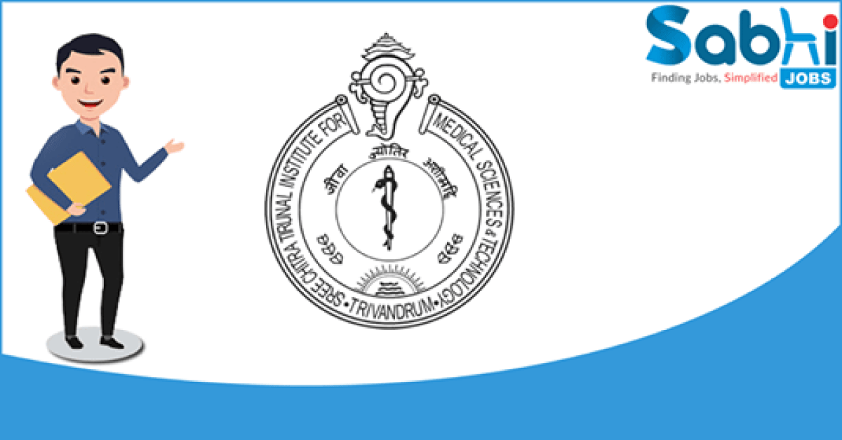 SCTIMST recruitment 2018 notification Apply for Nursing Staff