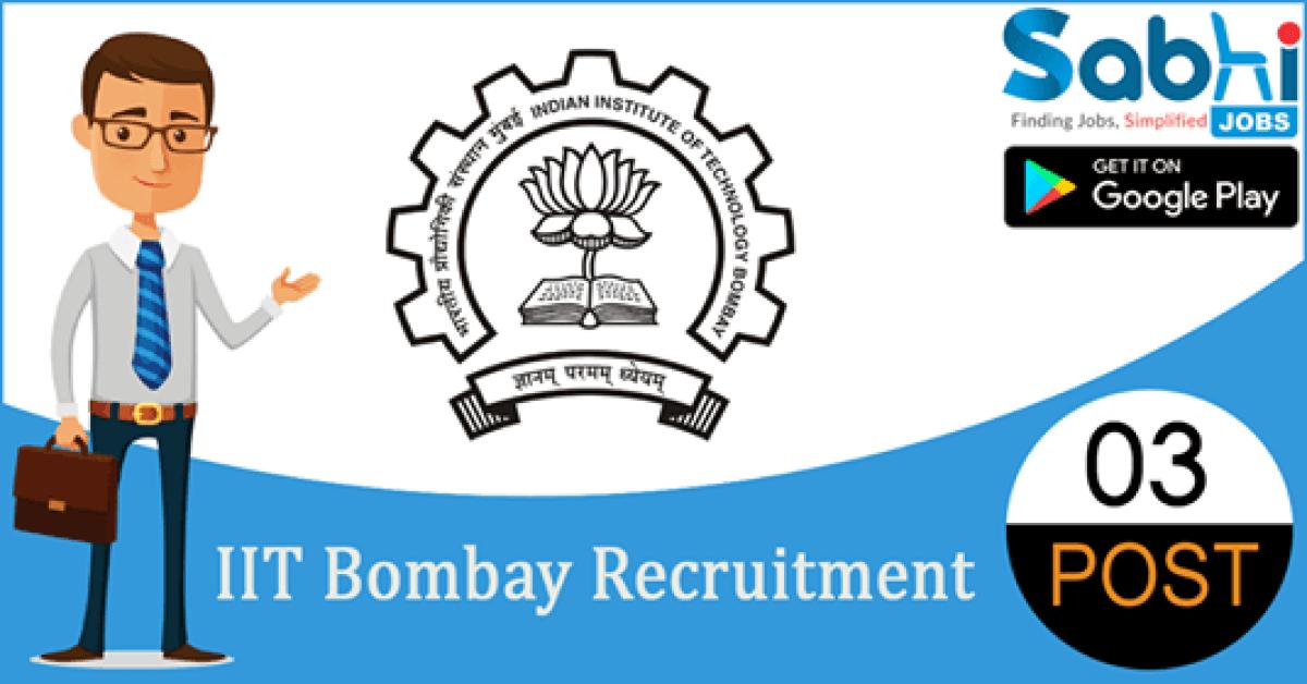 IIT Bombay recruitment 03 Sr. Language Instructor, Language Instructor