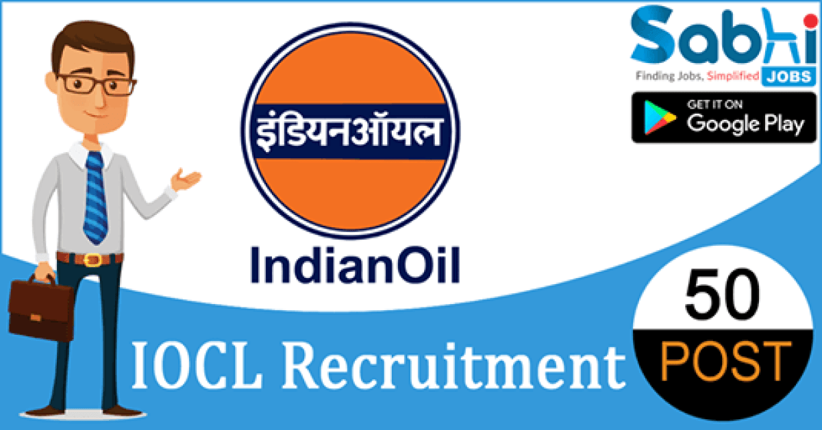 IOCL recruitment 2018-19 notification apply for 50 Junior Operator