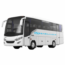 Sewa Bus Medium 25 Seat Jogja