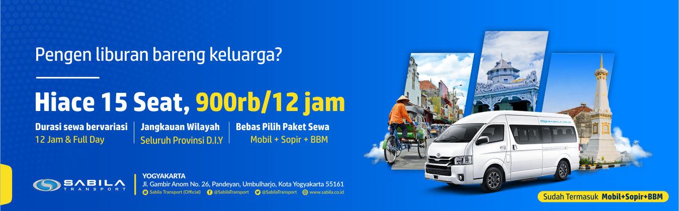 Rental Mobil Jogja Tour Wisata Sabila Transport