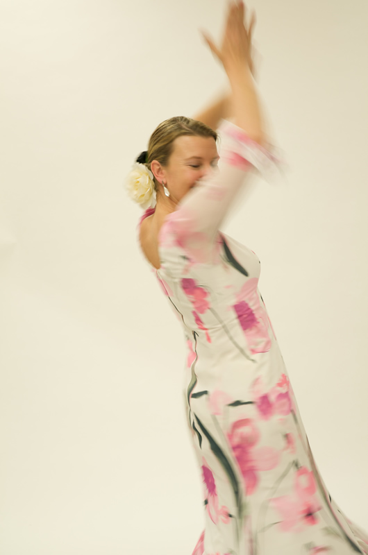 Sabine Maria Leitner tanzt