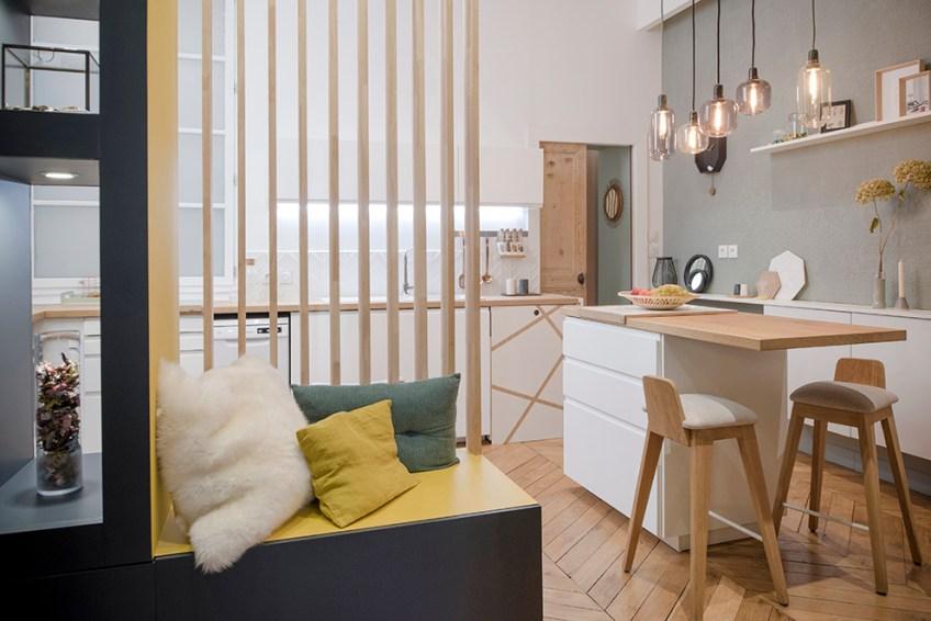 Lyon/ Architecture Intérieur Marion Lanoë   SABINE SERRAD