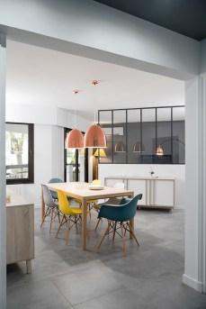 Villeurbanne / Architecture intérieure Marion Lanoë