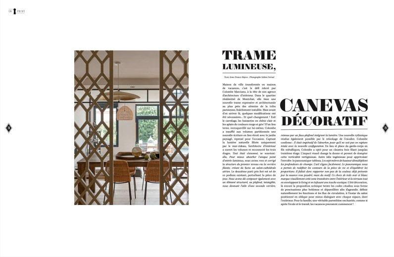 Domodeco / Architecture intérieur Colombe Marciano