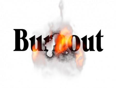 Symbolbild Burnout & Stress - www.sabineanderhub.ch