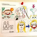 Workshop-Comic von Lisa