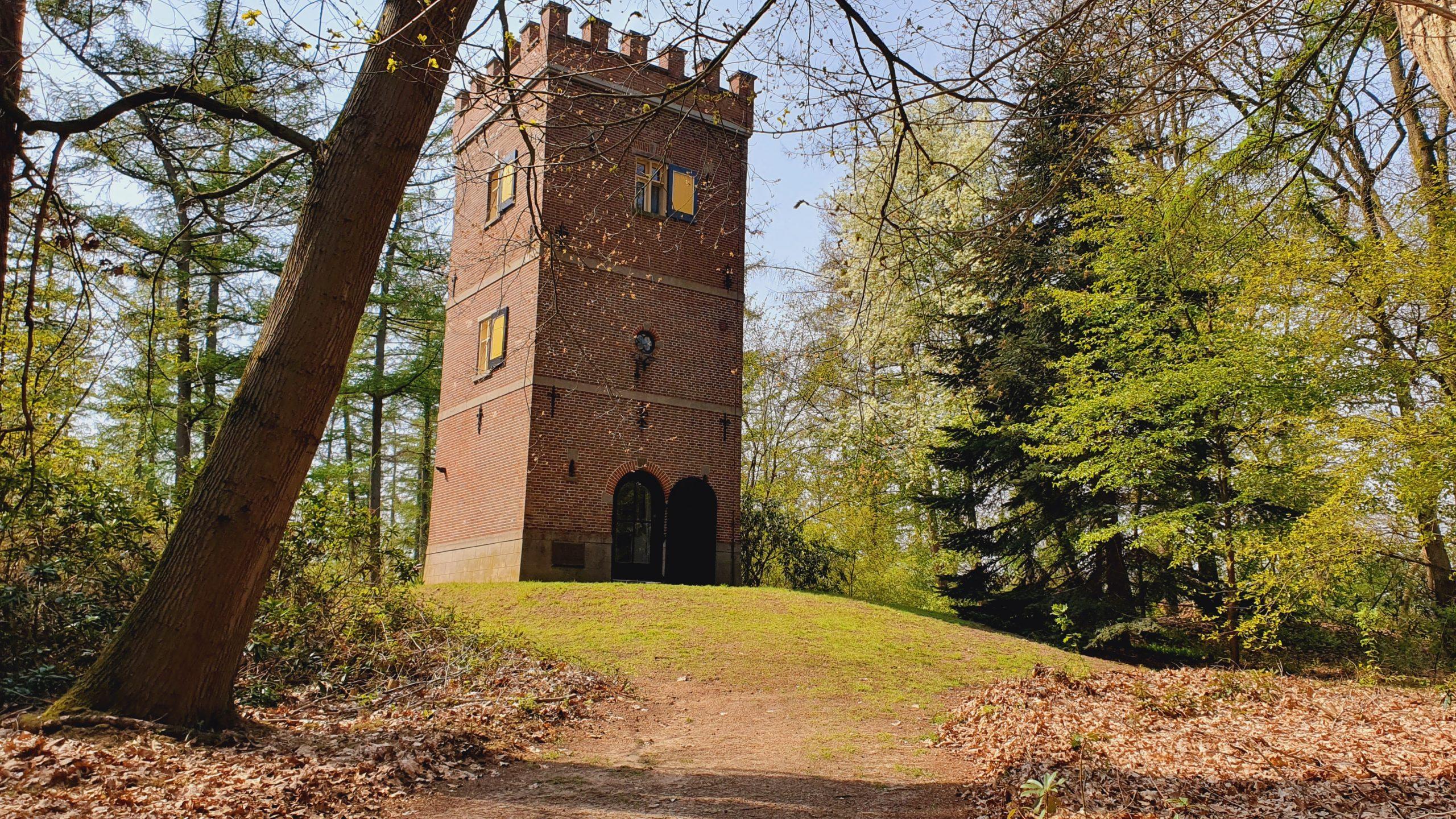 uitkijktoren op Herikerberg