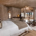 Sabi Sabi Private Game Reserve Earth Lodge Luxury Suite
