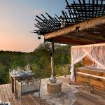 Lion Sands River Lodge Outdoor Accommodation