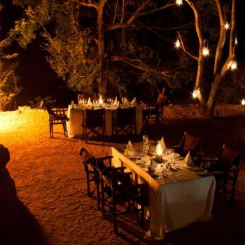 Sabi Sabi Little Bush Camp Accommodation Activities BBQ