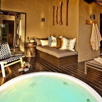 Sabi Sabi Little Bush Camp Accommodation Pool