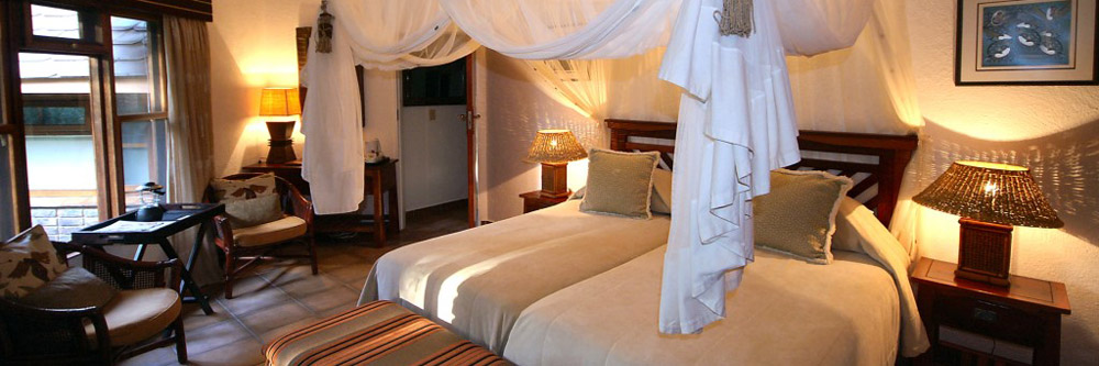 Idube Game Lodge Double Suite