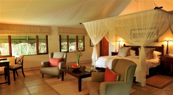 Savanna Private Game Lodge Executive Suite Interior