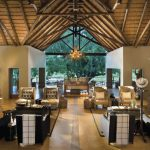Lion Sands Game Reserve Tinga Lodge Lounge Area