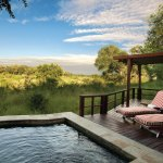 Lion Sands Game Reserve Tinga Lodge Private Deck