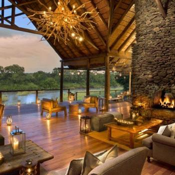 Narina Lodge Accommodation Luxury Suites Lounge
