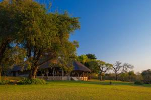 Inyati Game Lodge Main Lodge Exterior