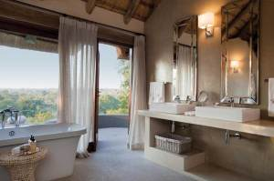 Leopard Hills Private Game Reserve Suite Bathroom