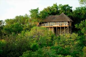 Leopard Hills Private Game Reserve Suite Exterior View
