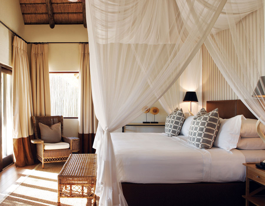 Londolozi Pioneer Camp Bedroom