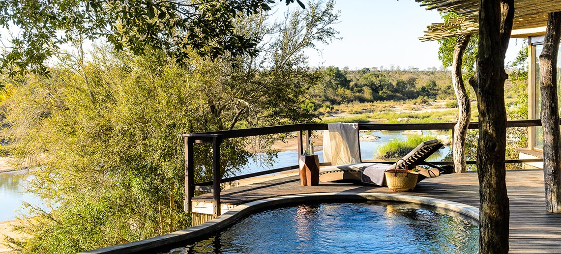 Singita Boulders Lodge Suite View