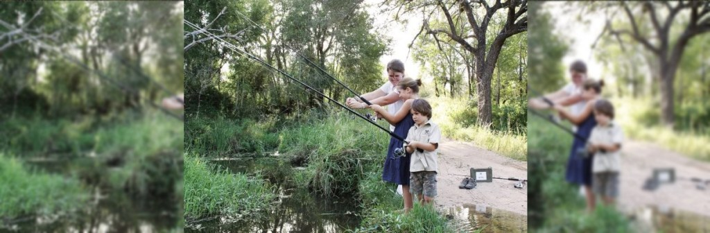 Londolozi Pioneer Camp Fun Fishing