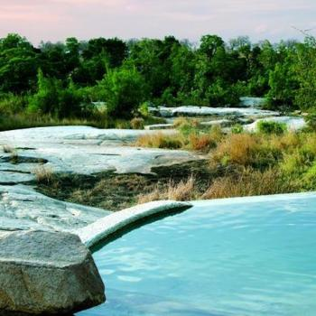 Londolozi Private Granite Suites Accommodation Activities Swimming Pool