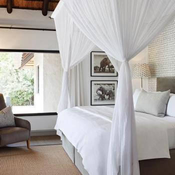 Londolozi Private Granite Suites Accommodation Double Bed