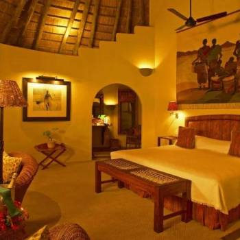 MalaMala Sable Camp Accommodation Luxury Suite