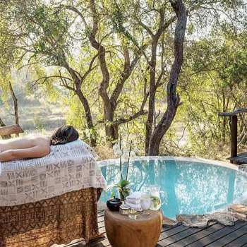 Dulini Lodge Relaxing Spa